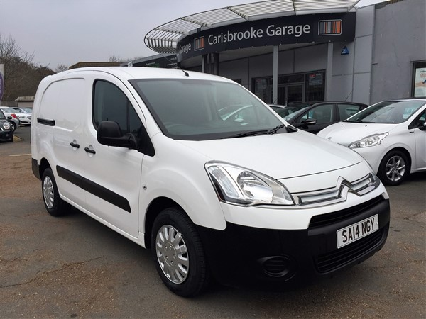 Image of Citroen Berlingo Used Car For Sale on the Isle of Wight for Vehicle 5628