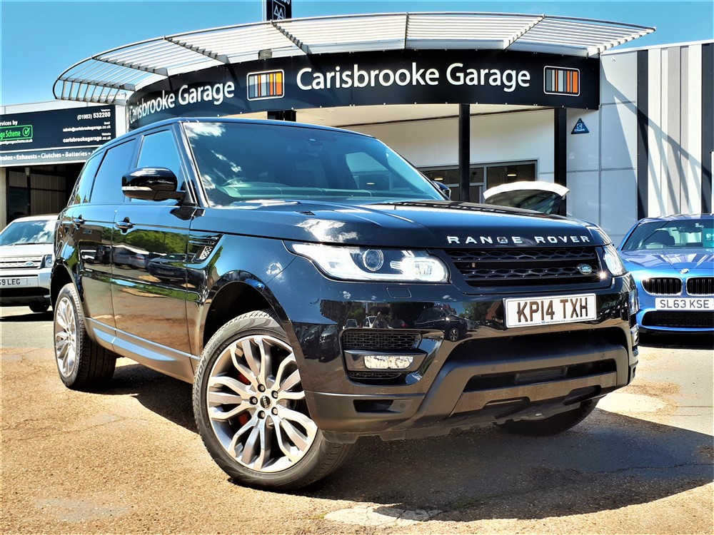 Car For Sale Land Rover Range Rover Sport - KP14TXH Sixers Group Image #0