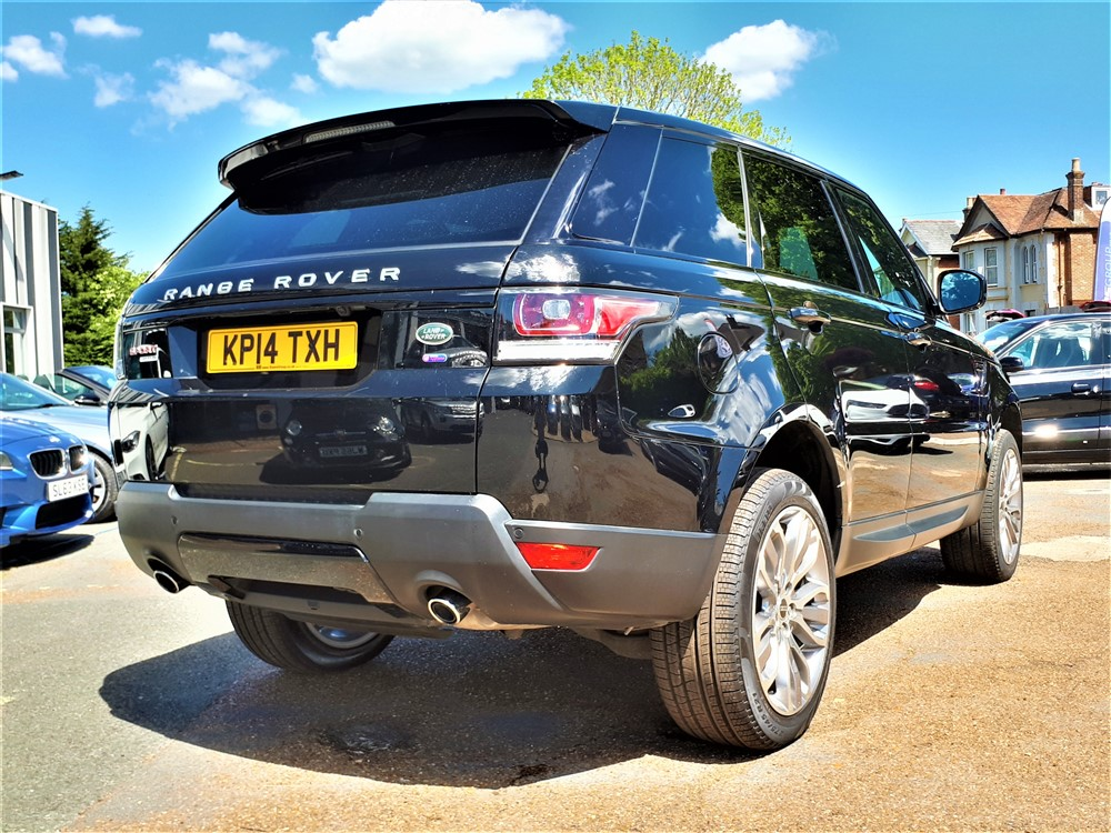 Image of Land Rover Range Rover Sport Used Car For Sale on the Isle of Wight for Vehicle 5631