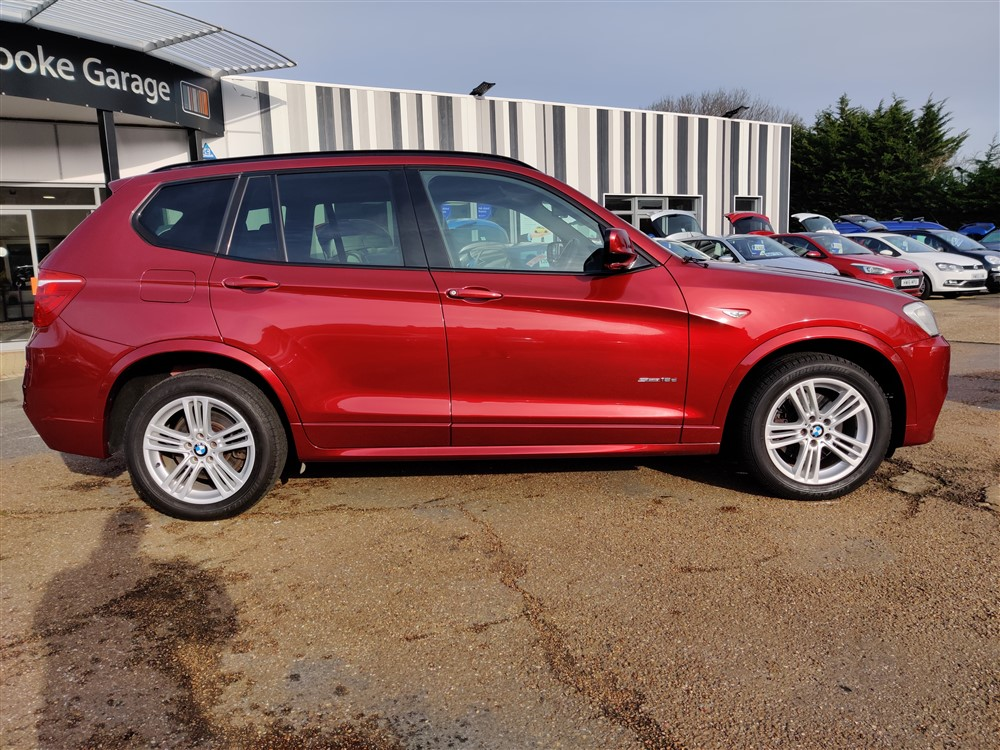 Car For Sale BMW X3 - HW63PGY Sixers Group Image #1