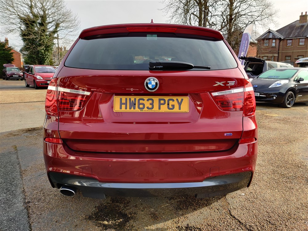 Car For Sale BMW X3 - HW63PGY Sixers Group Image #3