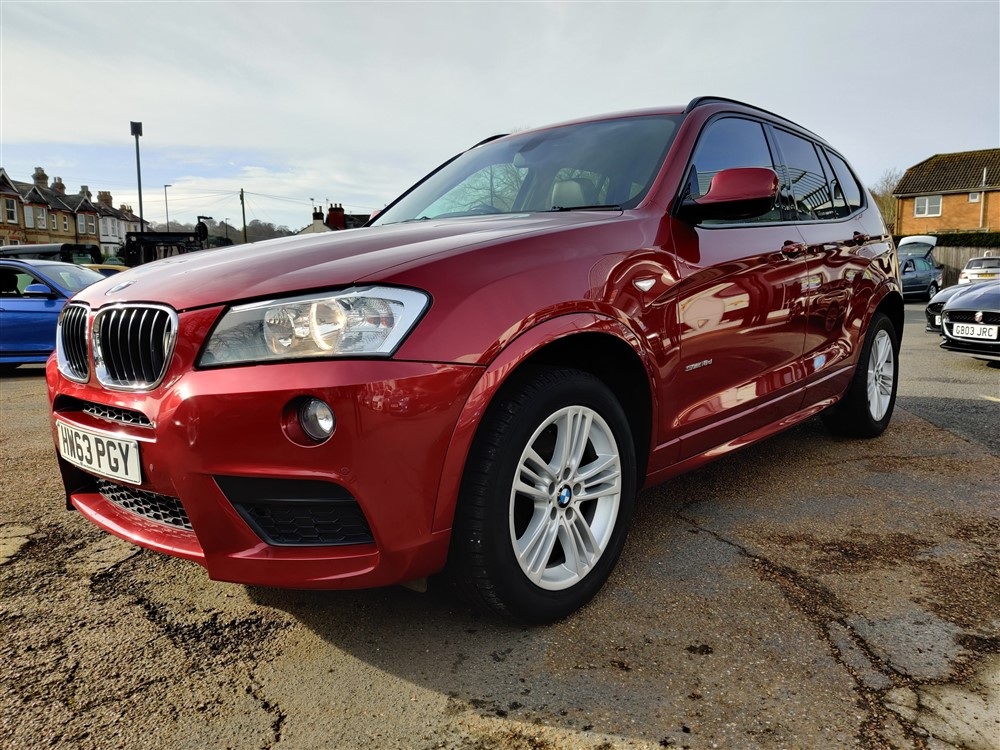 Car For Sale BMW X3 - HW63PGY Sixers Group Image #6
