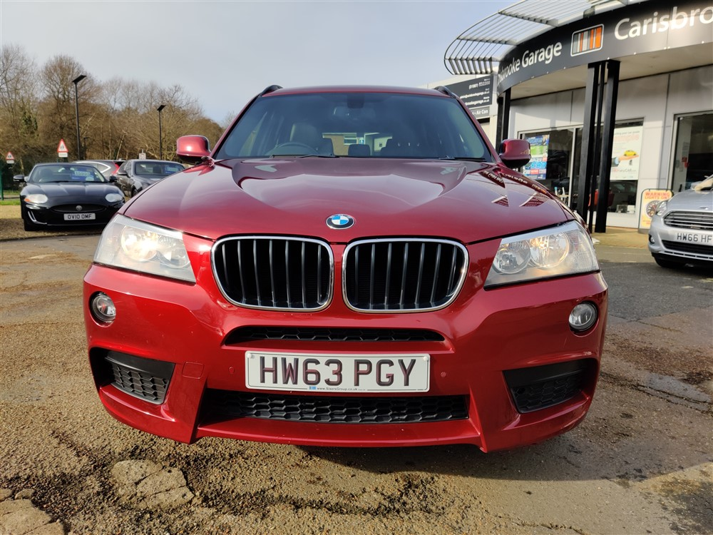 Car For Sale BMW X3 - HW63PGY Sixers Group Image #7