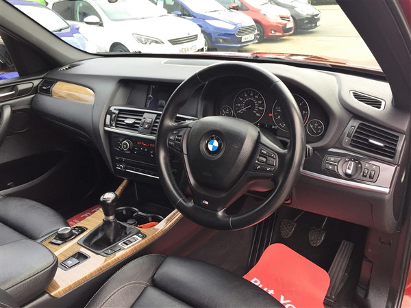 Car For Sale BMW X3 - HW63PGY Sixers Group Image #8