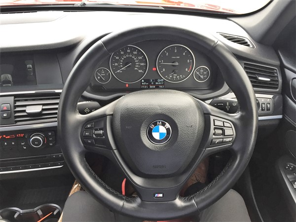 Car For Sale BMW X3 - HW63PGY Sixers Group Image #14