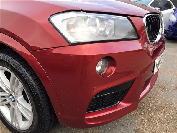 Car For Sale BMW X3 - HW63PGY Sixers Group Image #25