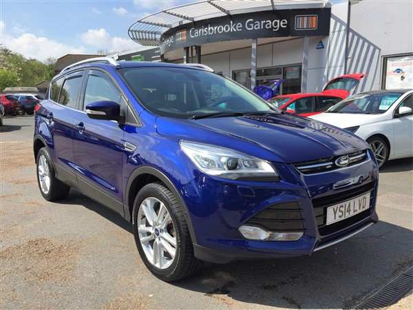 Image of Ford Kuga Used Car For Sale on the Isle of Wight for Vehicle 5695