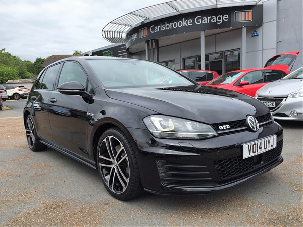 Image of Volkswagen Golf Used Car For Sale on the Isle of Wight for Vehicle 5698