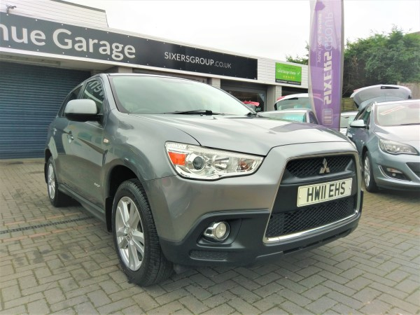 Image of Mitsubishi ASX Used Car For Sale on the Isle of Wight for Vehicle 5712