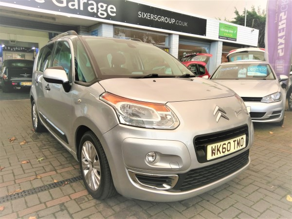 Image of Citroen C3 Picasso Used Car For Sale on the Isle of Wight for Vehicle 5725