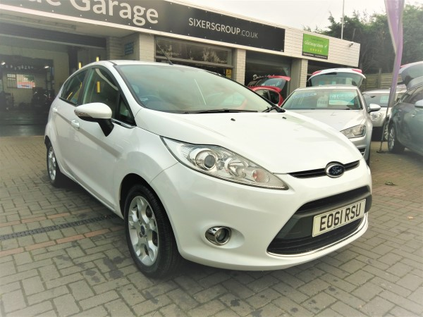 Image of Ford Fiesta Used Car For Sale on the Isle of Wight for Vehicle 5733