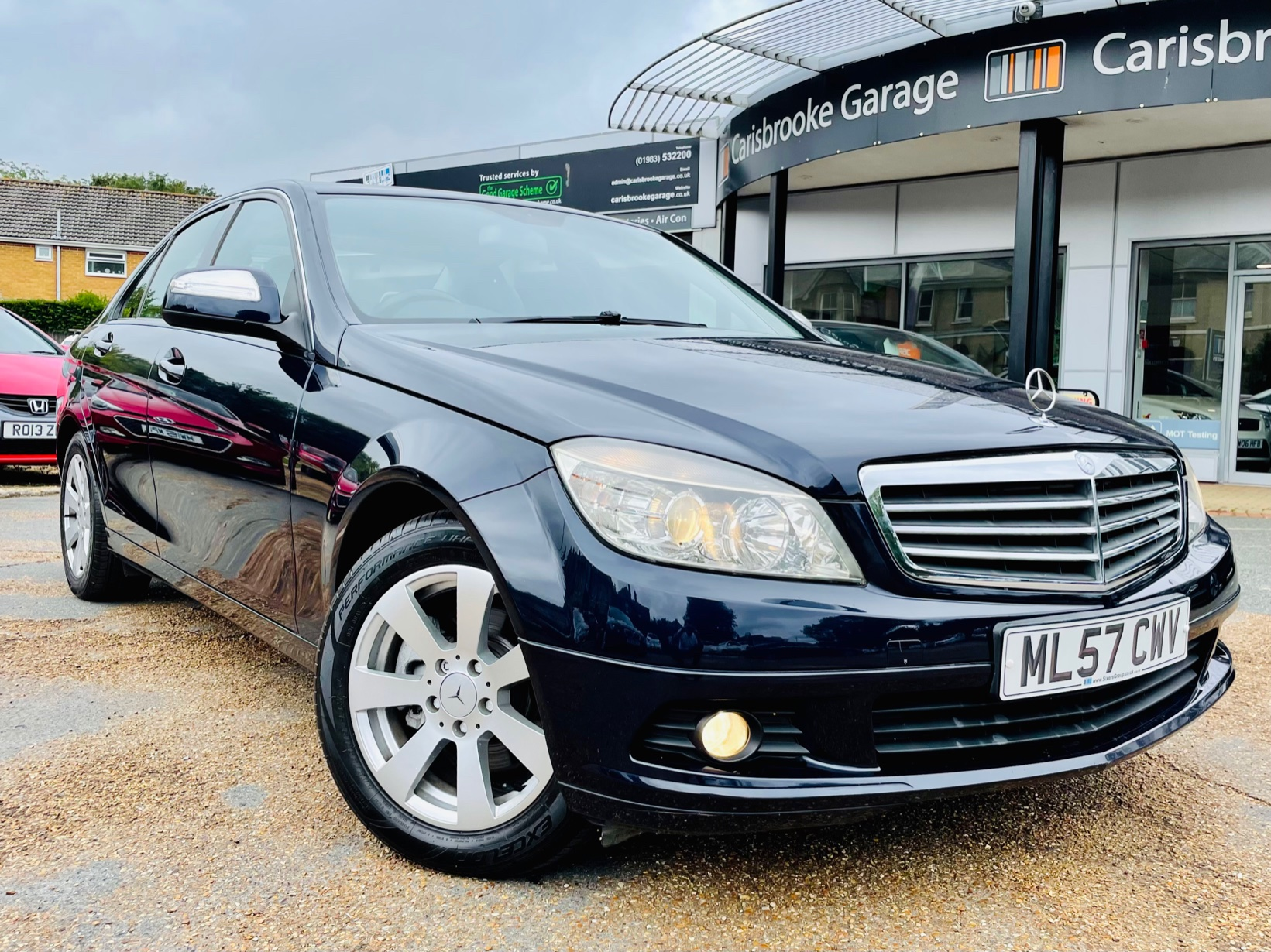 Car For Sale Mercedes C-Class - ML57CWV Sixers Group Image #0