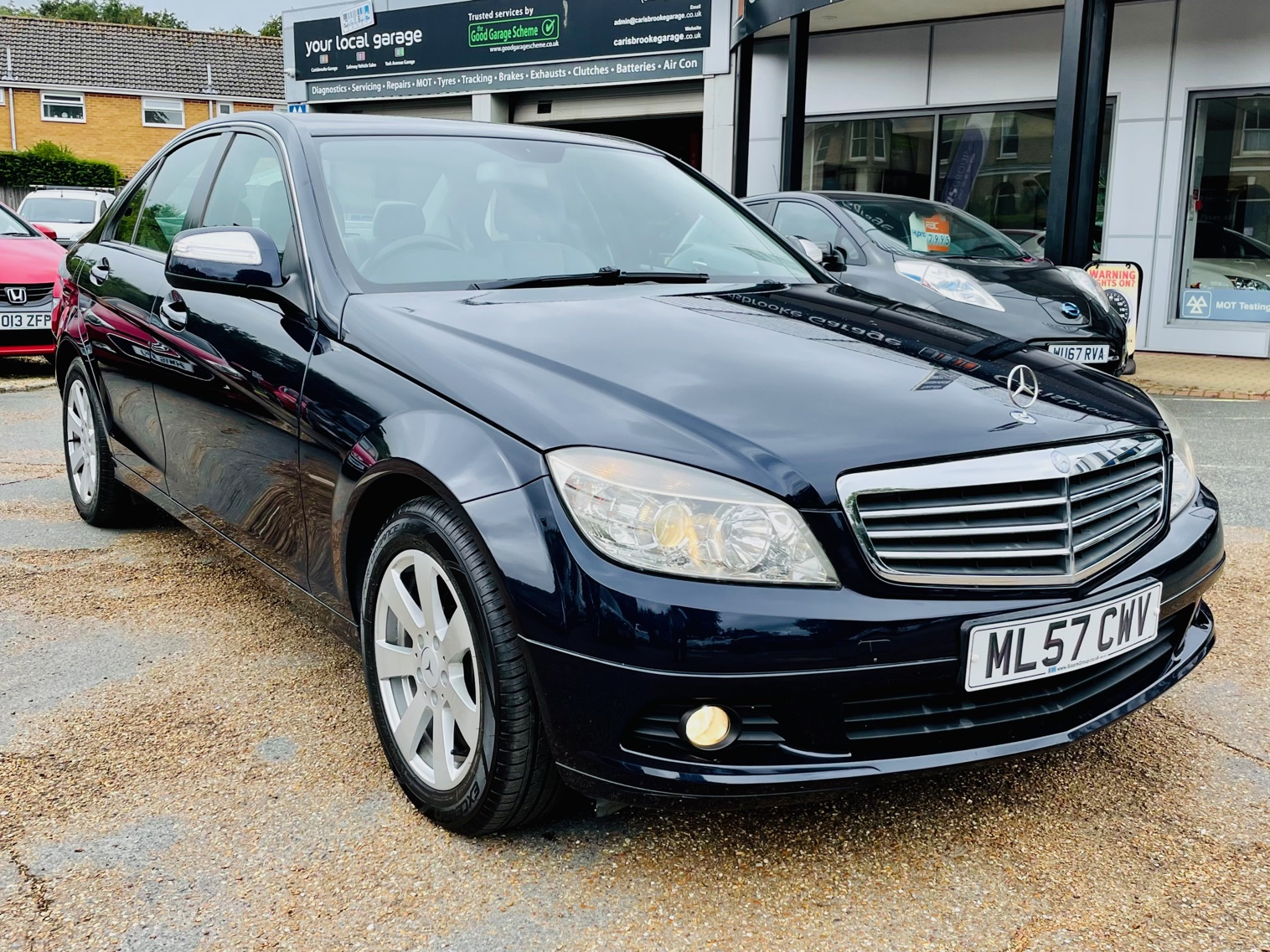 Car For Sale Mercedes C-Class - ML57CWV Sixers Group Image #1