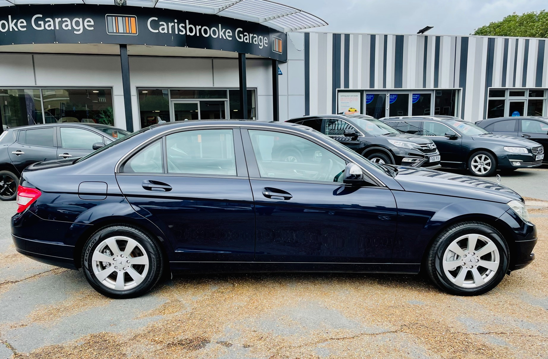 Car For Sale Mercedes C-Class - ML57CWV Sixers Group Image #2