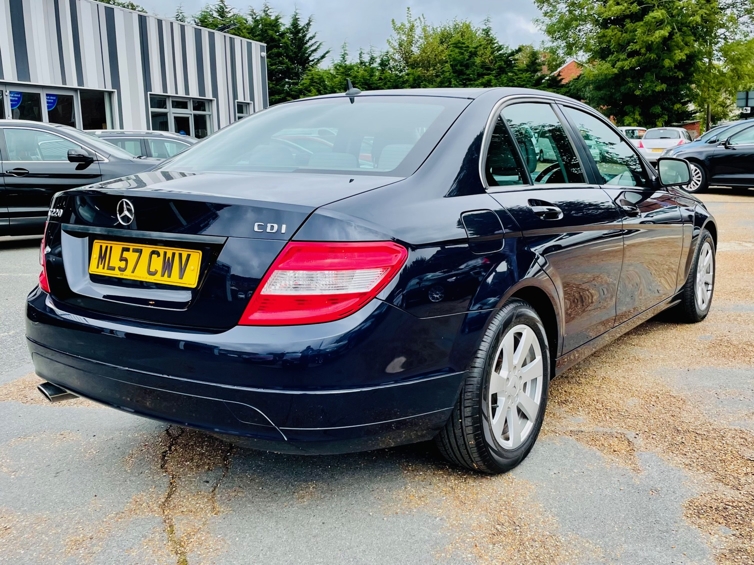 Car For Sale Mercedes C-Class - ML57CWV Sixers Group Image #3