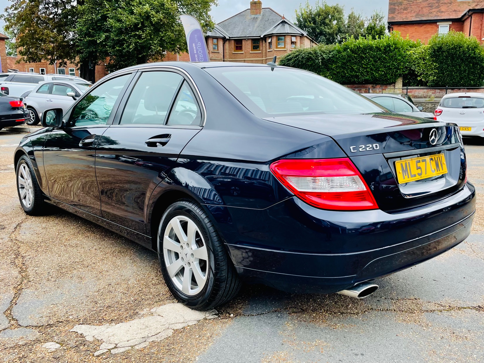 Car For Sale Mercedes C-Class - ML57CWV Sixers Group Image #4