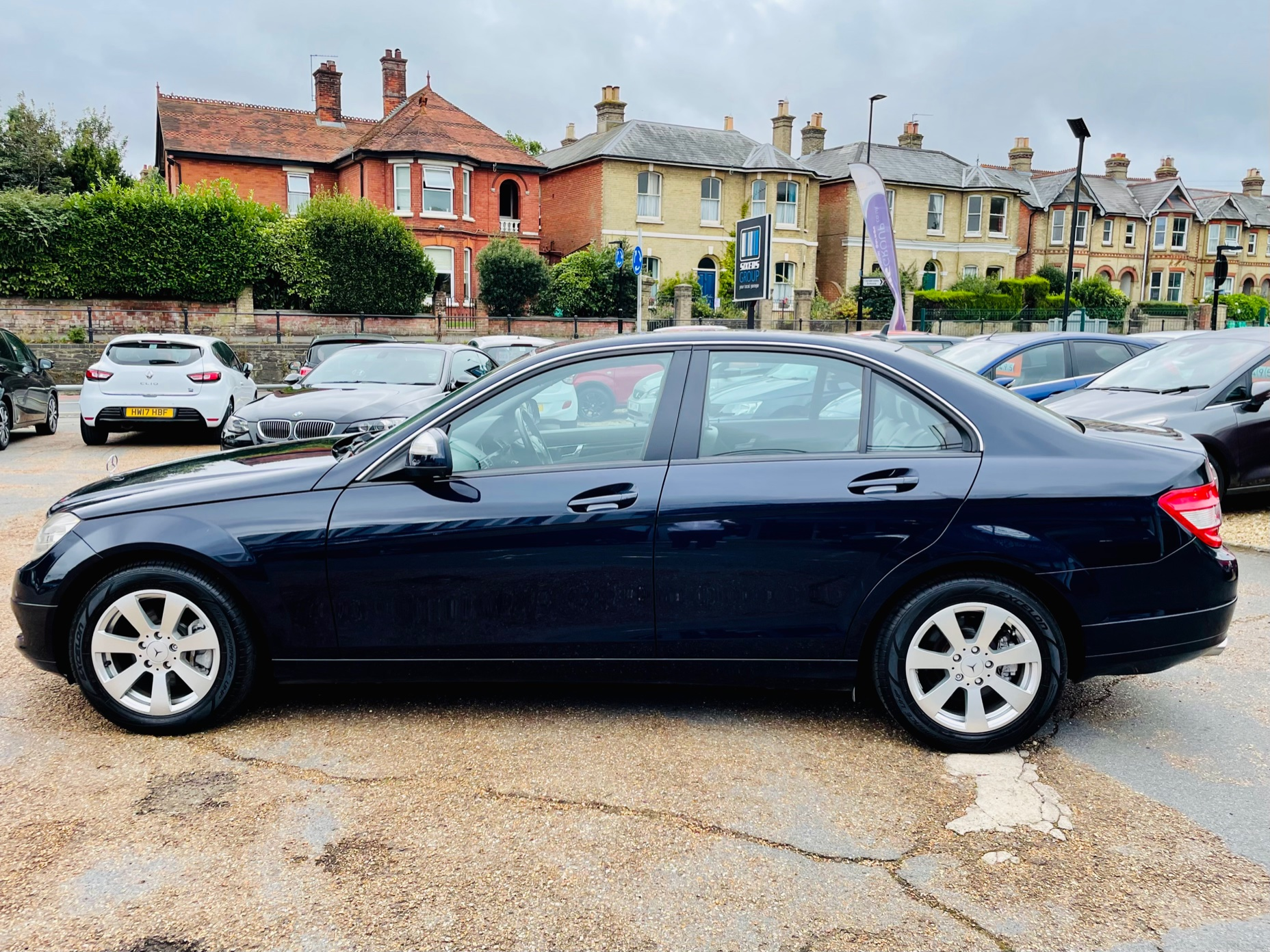 Car For Sale Mercedes C-Class - ML57CWV Sixers Group Image #5