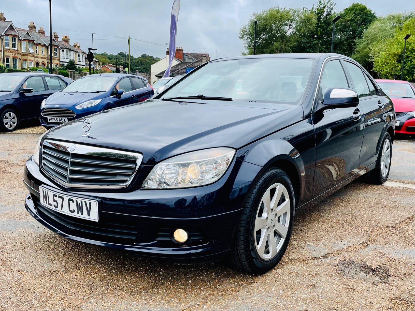 Car For Sale Mercedes C-Class - ML57CWV Sixers Group Image #6