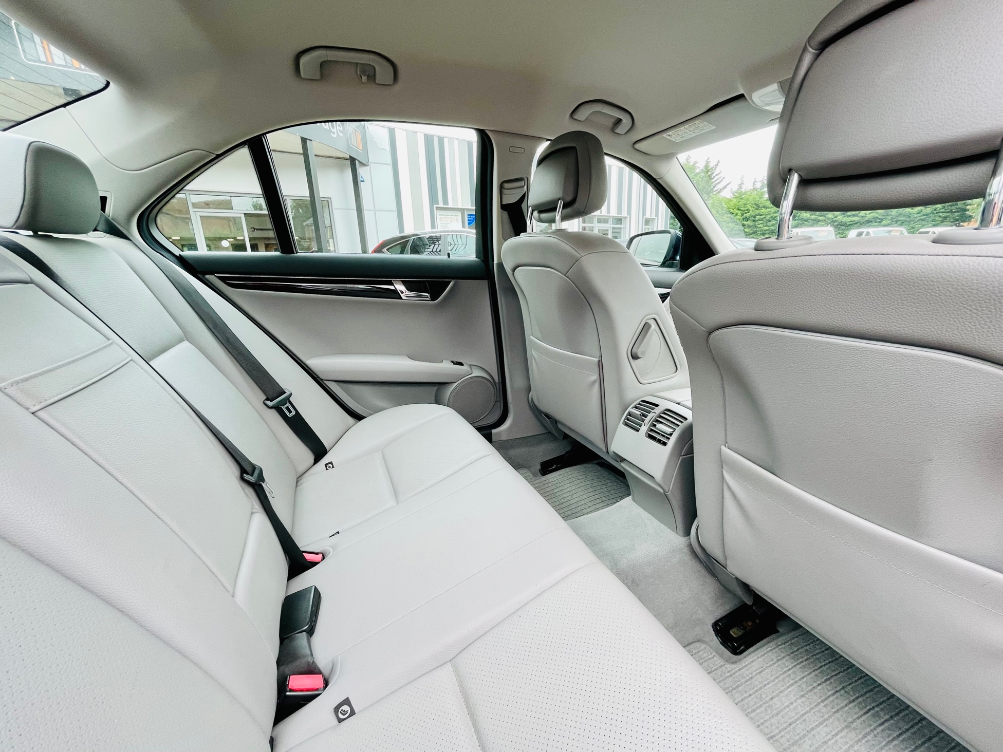 Car For Sale Mercedes C-Class - ML57CWV Sixers Group Image #7