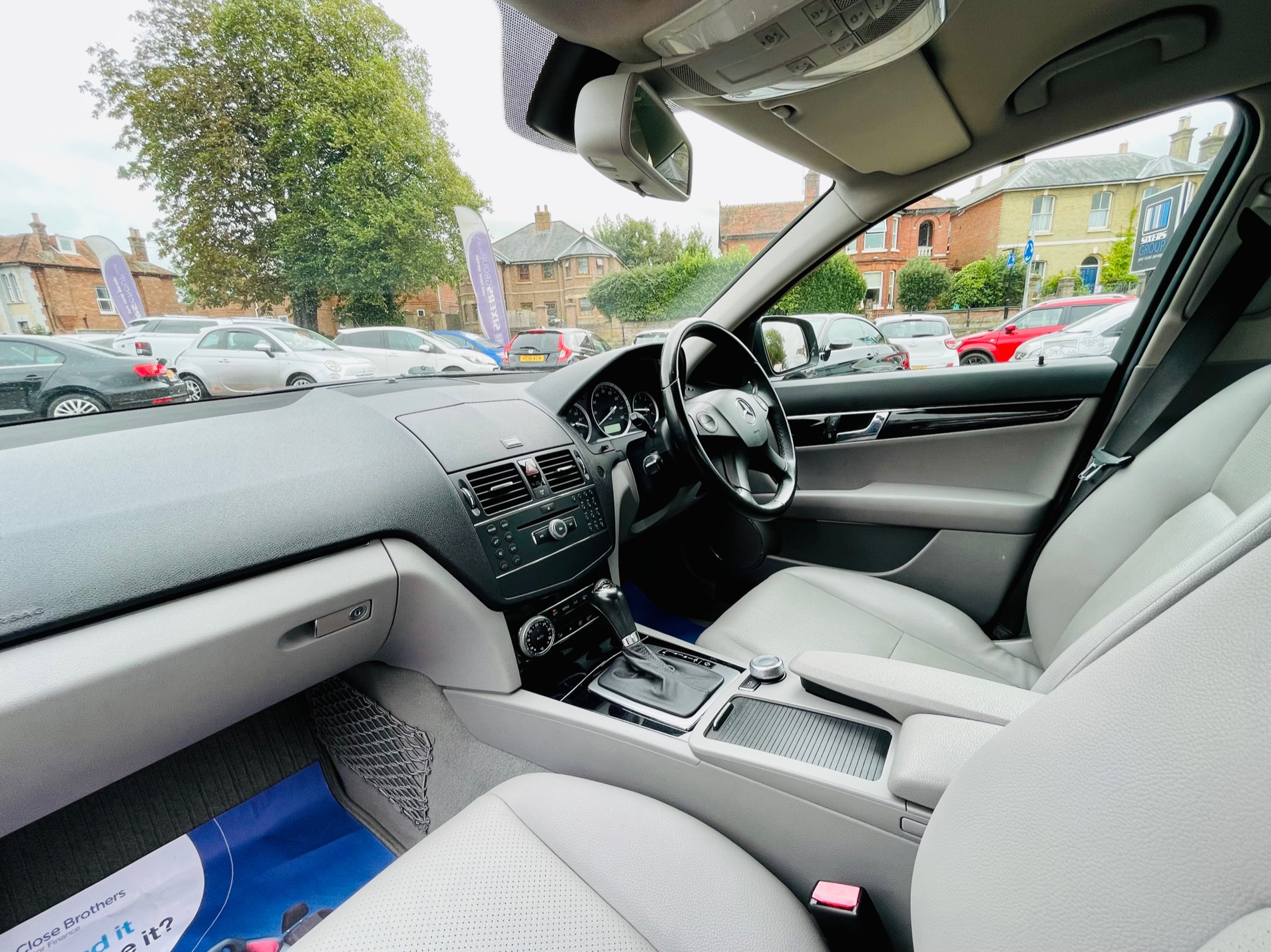 Car For Sale Mercedes C-Class - ML57CWV Sixers Group Image #8