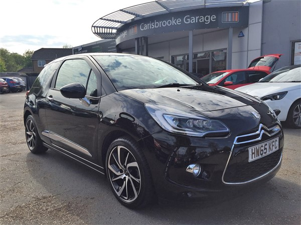 Image of DS DS 3 Used Car For Sale on the Isle of Wight for Vehicle 5736