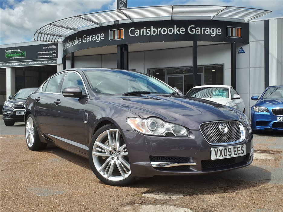 Image of Jaguar XF Used Car For Sale on the Isle of Wight for Vehicle 5739