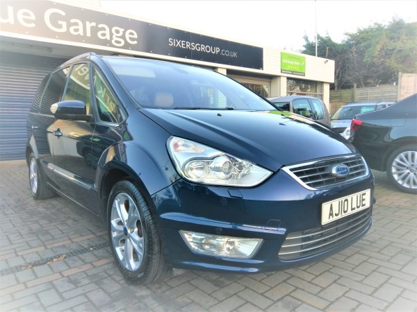 Image of Ford Galaxy Used Car For Sale on the Isle of Wight for Vehicle 5746