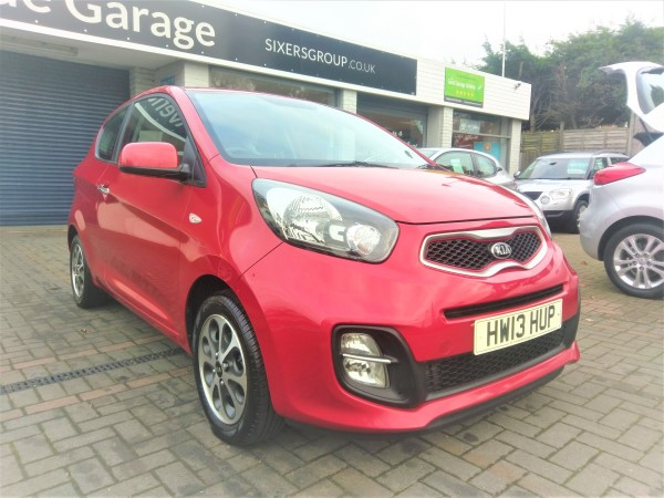 Image of Kia Picanto Used Car For Sale on the Isle of Wight for Vehicle 5748