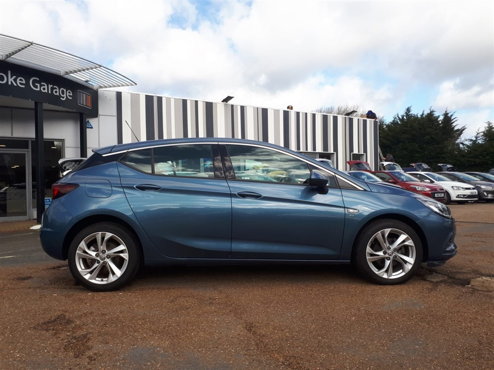 Car For Sale Vauxhall Astra - DP16ONO Sixers Group Image #1