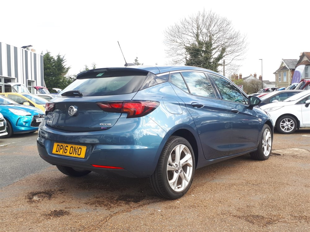 Car For Sale Vauxhall Astra - DP16ONO Sixers Group Image #2