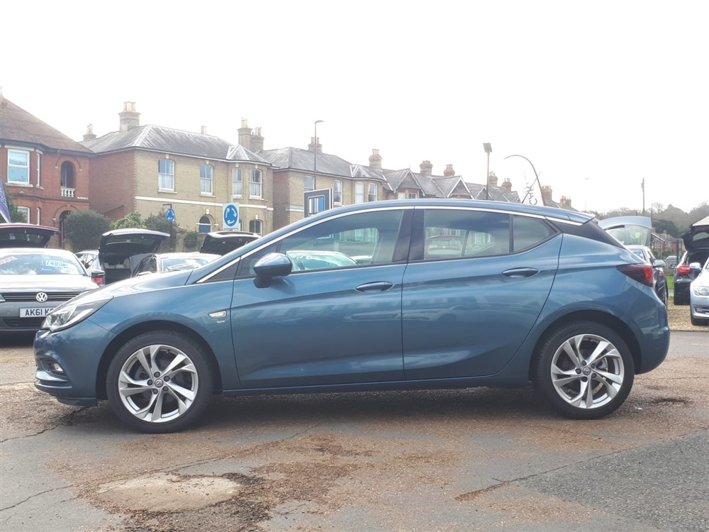Car For Sale Vauxhall Astra - DP16ONO Sixers Group Image #5