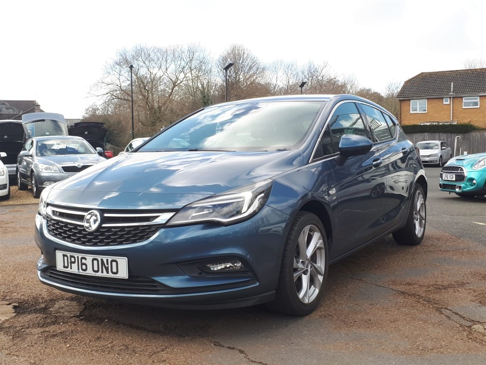 Car For Sale Vauxhall Astra - DP16ONO Sixers Group Image #6