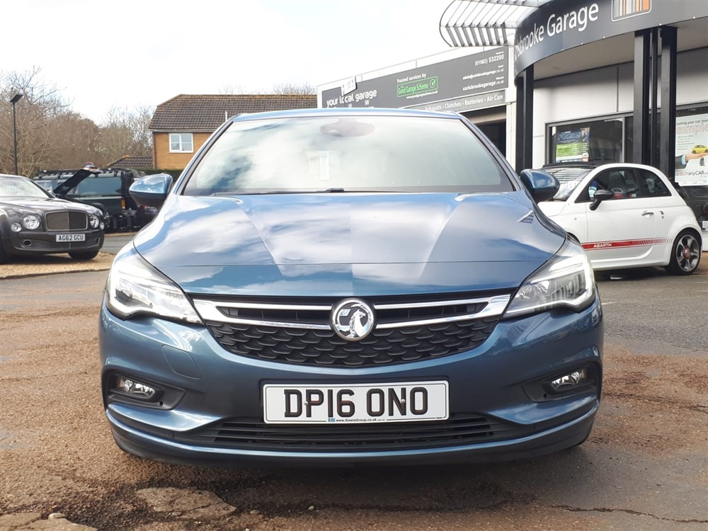 Car For Sale Vauxhall Astra - DP16ONO Sixers Group Image #7
