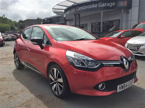 Image of Renault Clio Used Car For Sale on the Isle of Wight for Vehicle 5766