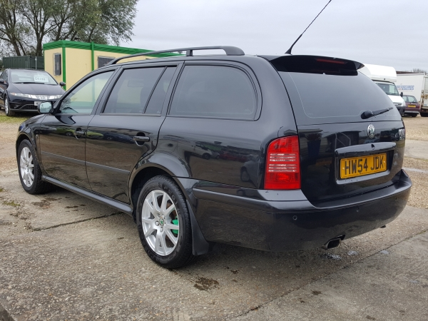 Image of Skoda Octavia Used Car For Sale on the Isle of Wight for Vehicle 5784