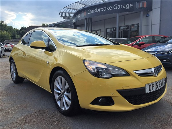 Image of Vauxhall Astra Used Car For Sale on the Isle of Wight for Vehicle 5807