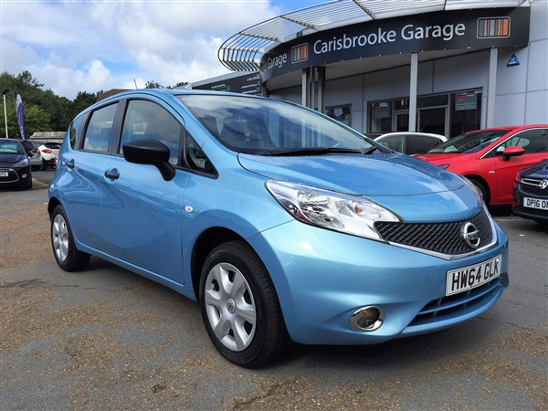 Image of Nissan Note Used Car For Sale on the Isle of Wight for Vehicle 5818