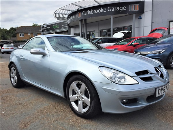 Image of Mercedes SLK280 Used Car For Sale on the Isle of Wight for Vehicle 5828