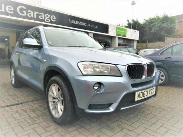 Image of BMW X3 Used Car For Sale on the Isle of Wight for Vehicle 5831