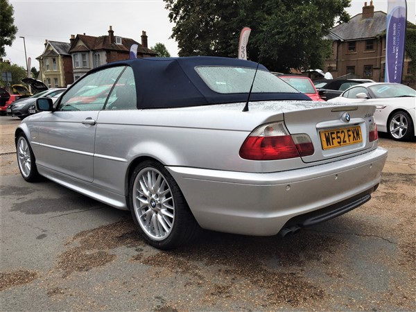 Used Car BMW 3 Series Convertible For Sale on the Isle of Wight
