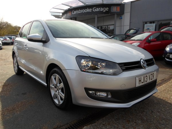 Image of Volkswagen Polo Used Car For Sale on the Isle of Wight for Vehicle 5840