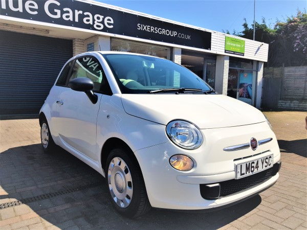 Image of Fiat 500 Used Car For Sale on the Isle of Wight for Vehicle 5841