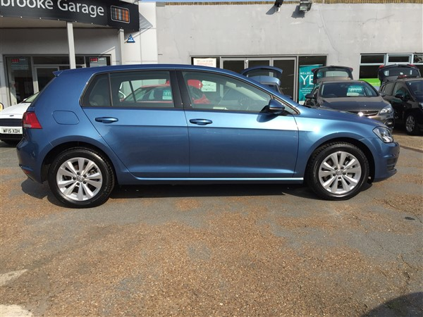 Image of Volkswagen Golf Used Car For Sale on the Isle of Wight for Vehicle 5849
