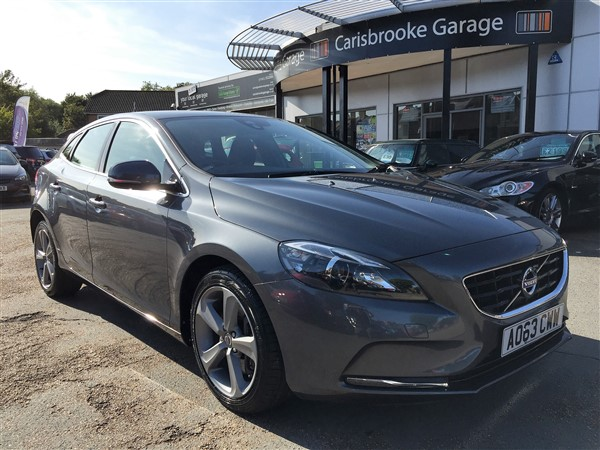 Image of Volvo V40 Used Car For Sale on the Isle of Wight for Vehicle 5865