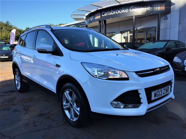 Image of Ford Kuga Used Car For Sale on the Isle of Wight for Vehicle 5876