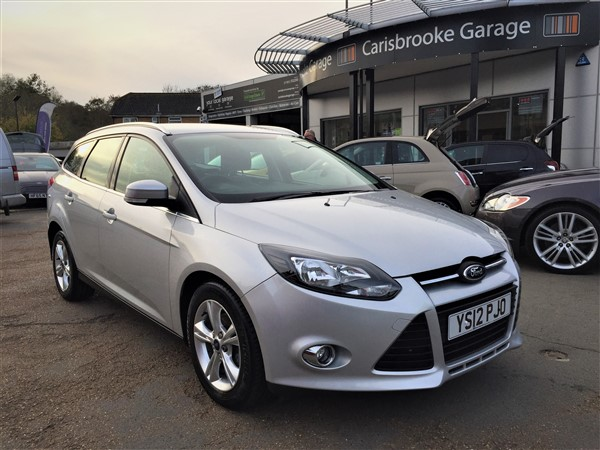 Image of Ford Focus Estate Used Car For Sale on the Isle of Wight for Vehicle 5882