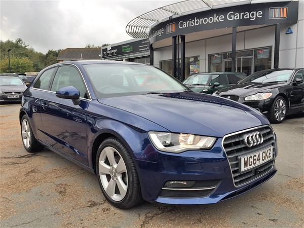 Image of Audi A3 Used Car For Sale on the Isle of Wight for Vehicle 5891