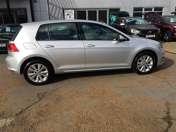 Image of Volkswagen Golf Used Car For Sale on the Isle of Wight for Vehicle 5896