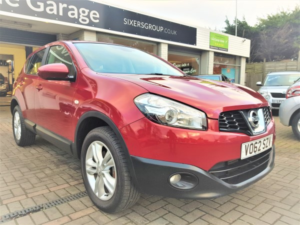 Image of Nissan Qashqai Used Car For Sale on the Isle of Wight for Vehicle 5897