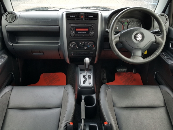 Image of Suzuki Jimny Used Car For Sale on the Isle of Wight for Vehicle 5898